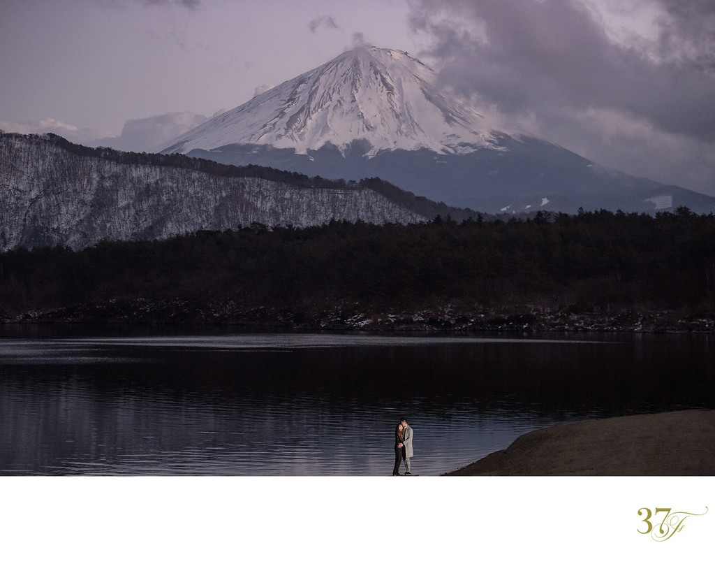 How to Plan a wedding at Mt Fuji