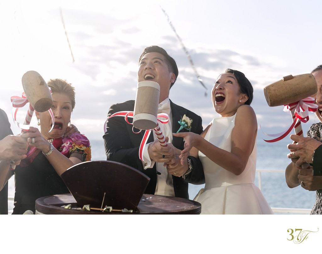 Japanese Wedding Customs to include in your Day