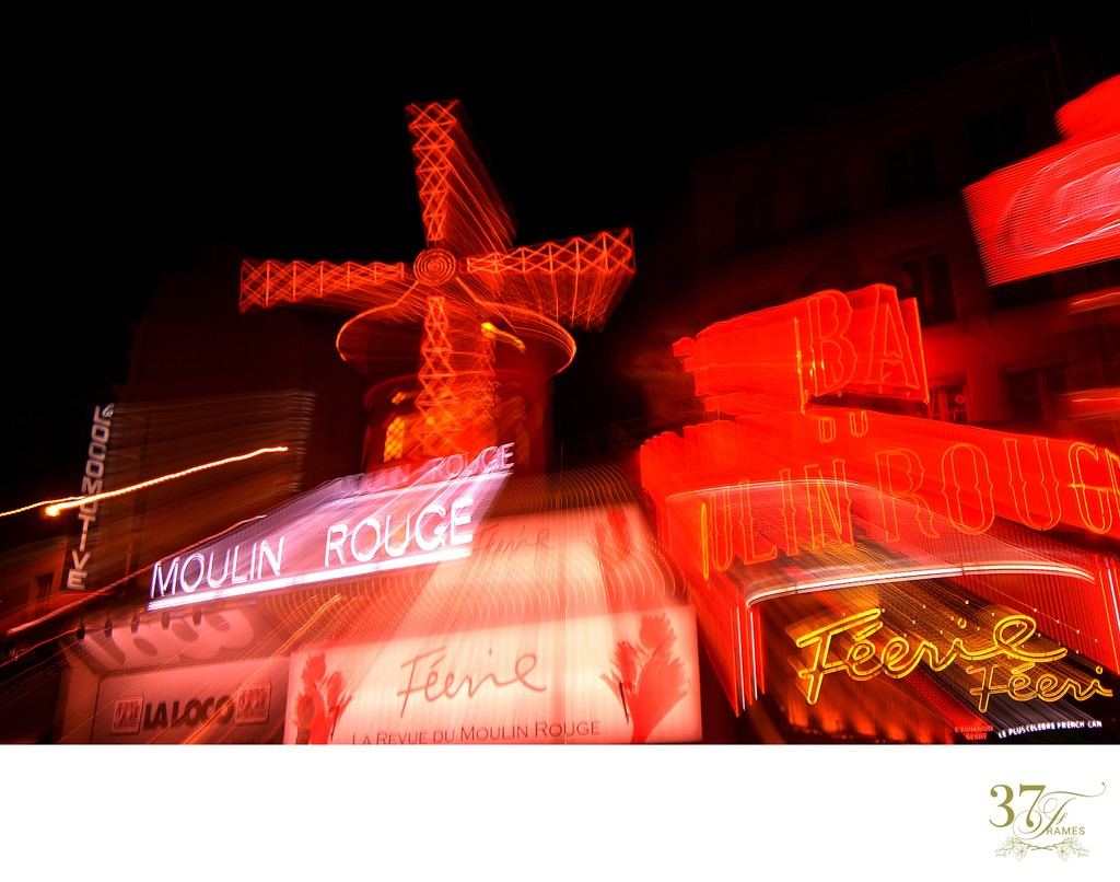 Moulin Rouge | Paris