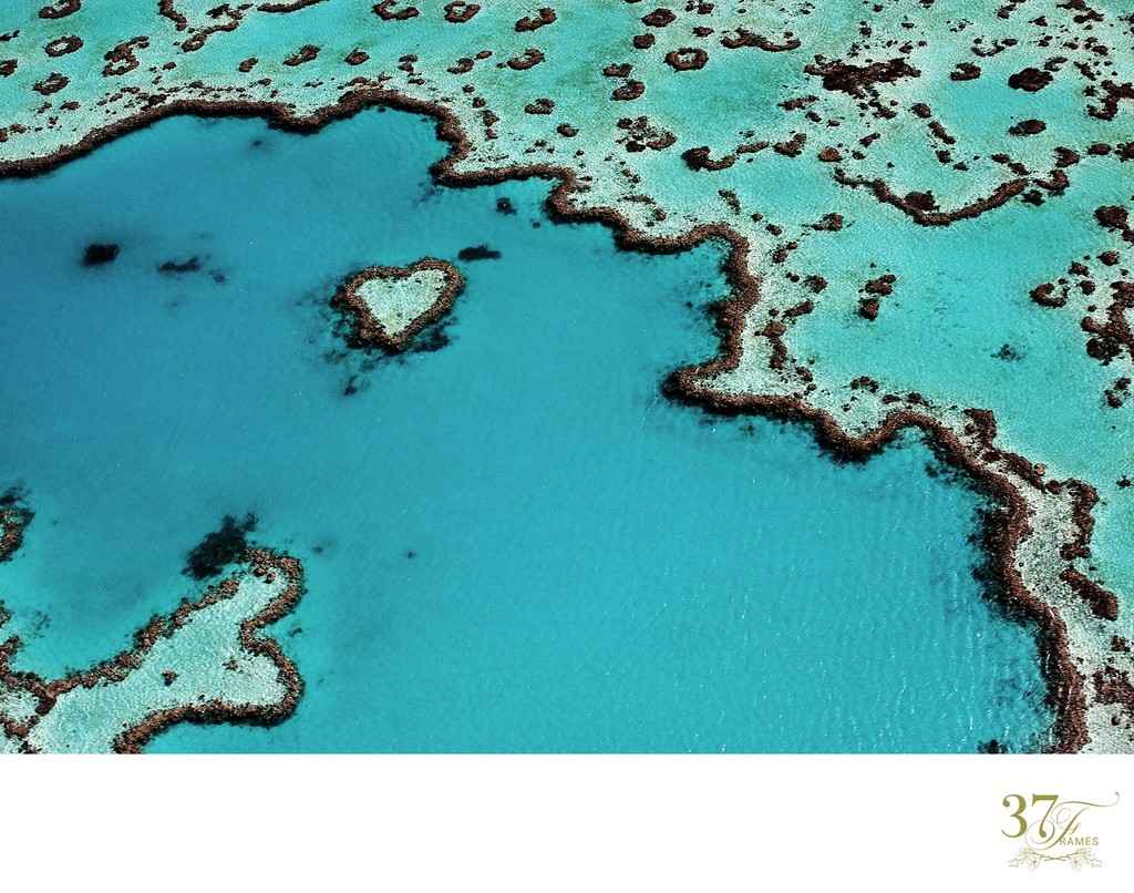 Heart Reef | The Great Barrier Reef