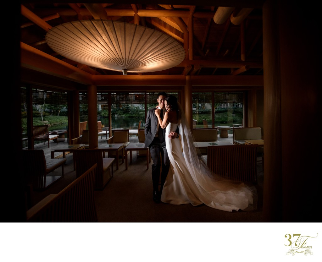 Wedding at the Four Seasons Kyoto
