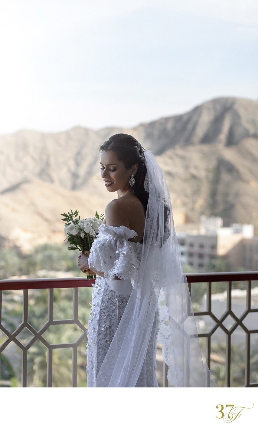 The Stunning Oman Wedding