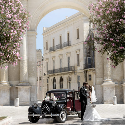 Lecce Destination Wedding, Italy