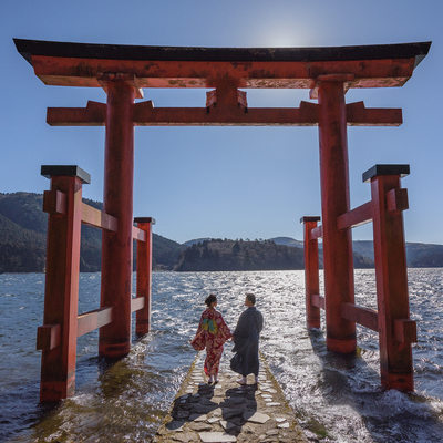 Weddings in Hakone