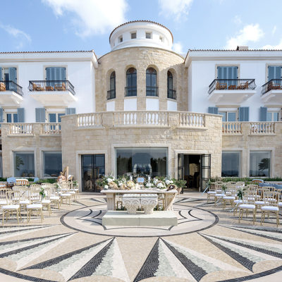 Anassa Hotel Wedding Cyprus