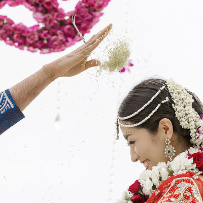 Indian Destination Wedding in Hawaii