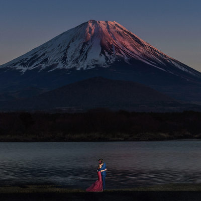 Mt Fuji Wedding Planning Services