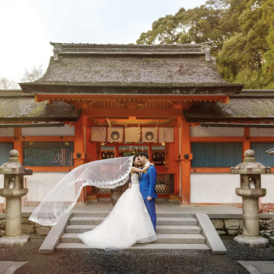 Getting Married in Kyoto