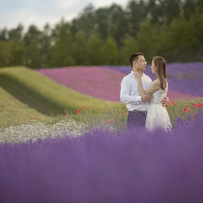 Getting Married in Hokkaido