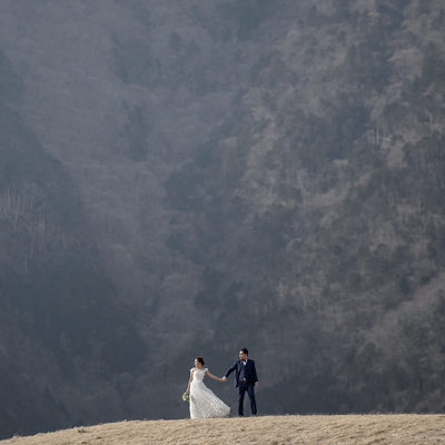 ELOPEMENT PACKAGES FOR WILD ADVENTURES Japan
