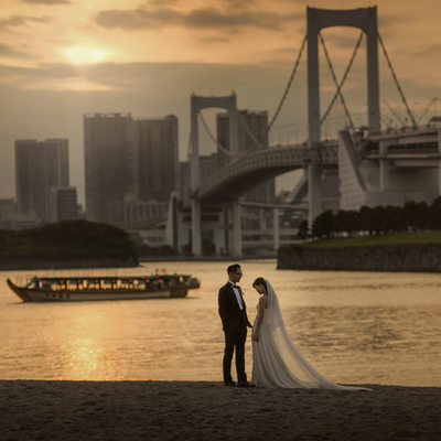 Experience an Elopement in Tokyo