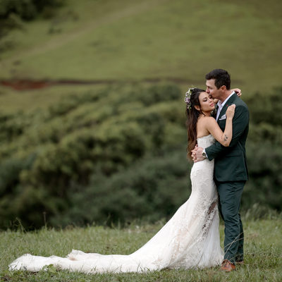Kualoa Ranch Wedding Locations