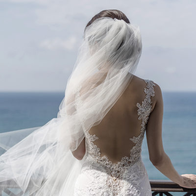 Galia Lahav Bride | Destination Wedding Photos Cyprus