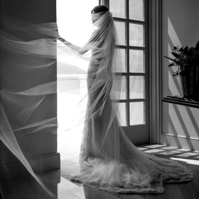 Gorgeous Galia Lahav Bride | Destination Wedding Photos