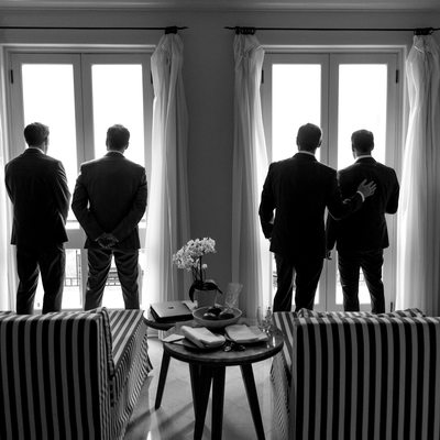 Groomsmen Memories | Cyprus Destination Wedding