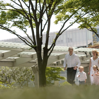 Roppongi Hills Family Photos