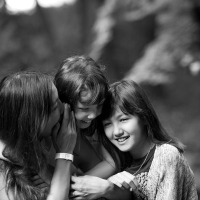 Mother Daughter Moments in Family Photography