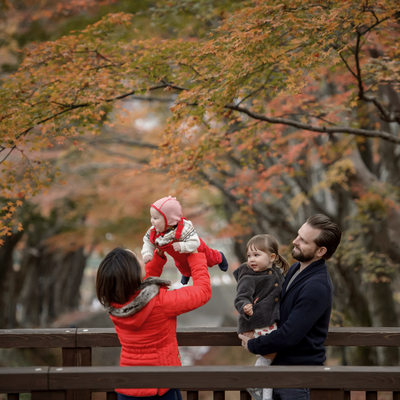 MAKING THE MOST OF TOKYO'S AUTUMN'S GLORIOUS COLORS
