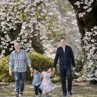Tokyo Family Portrait Packages