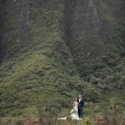 Oahu's Top Wedding venues