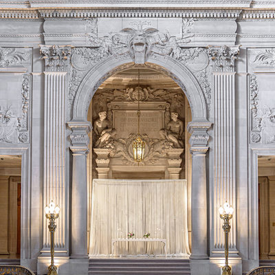 San Francisco City Hall Wedding Planner