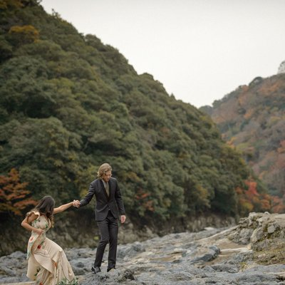 Kyoto Elopement Photography