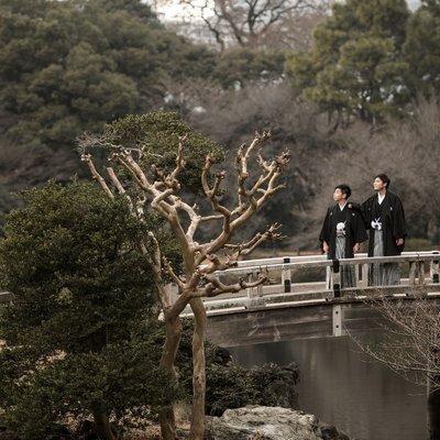 Beyond your dream elopement in Japan