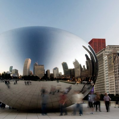 Cloud Gate 1