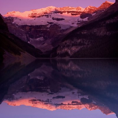 Lake Louise | The Rim of Fire