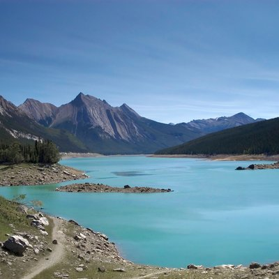 Medicine Lake | Jasper National Park