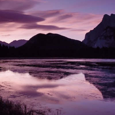 Vermillion Lakes 2