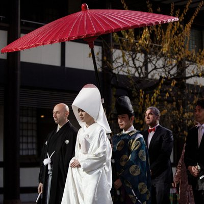 Best Japanese Wedding Photos