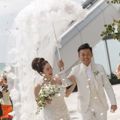 A Wedding at the Andaz Hotel in Tokyo