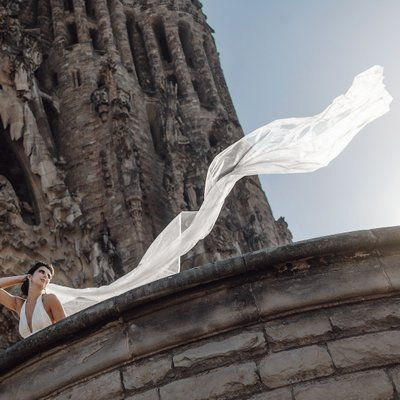 La Sagrada Familia Wedding