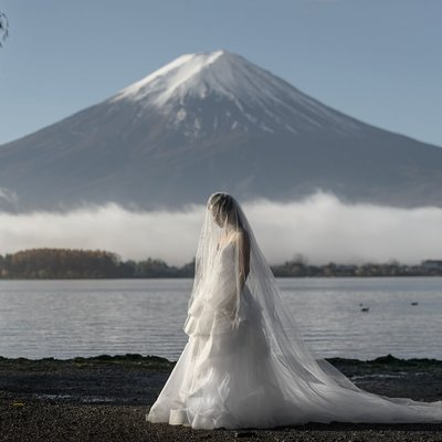 Mt Fuji Wedding Photographer