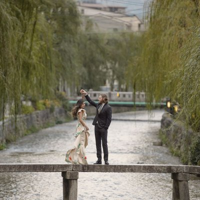 Eloping in Kyoto