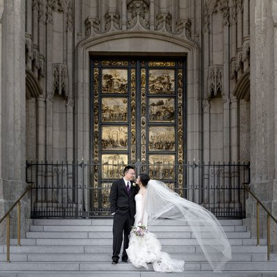 Destination Wedding in San Francisco