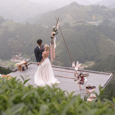 Japan's top elopement planners