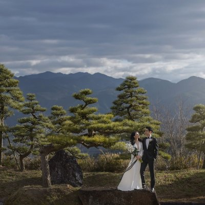 Stunning Elopement in Nara