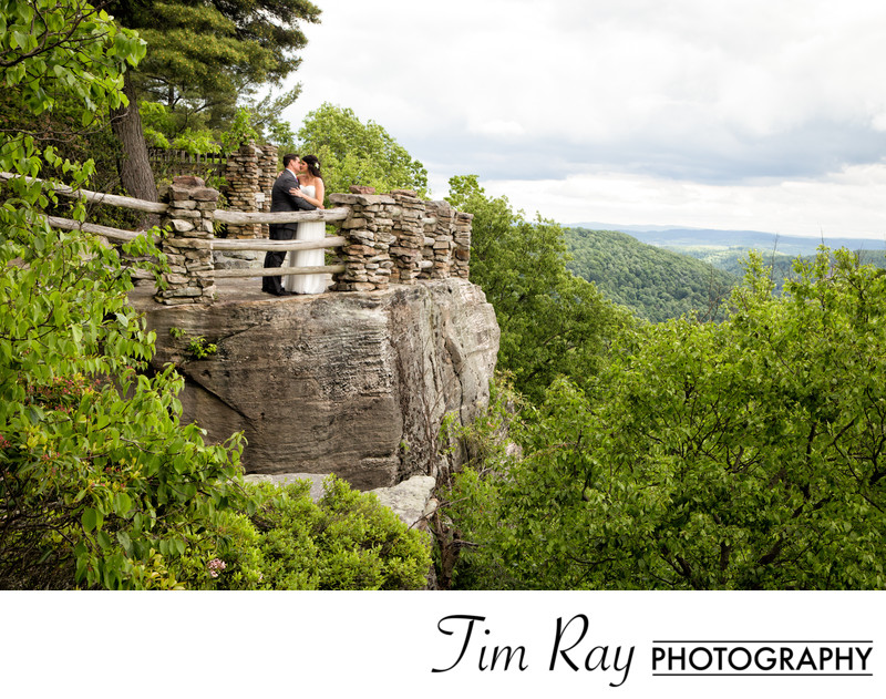 Coopers Rock Wedding