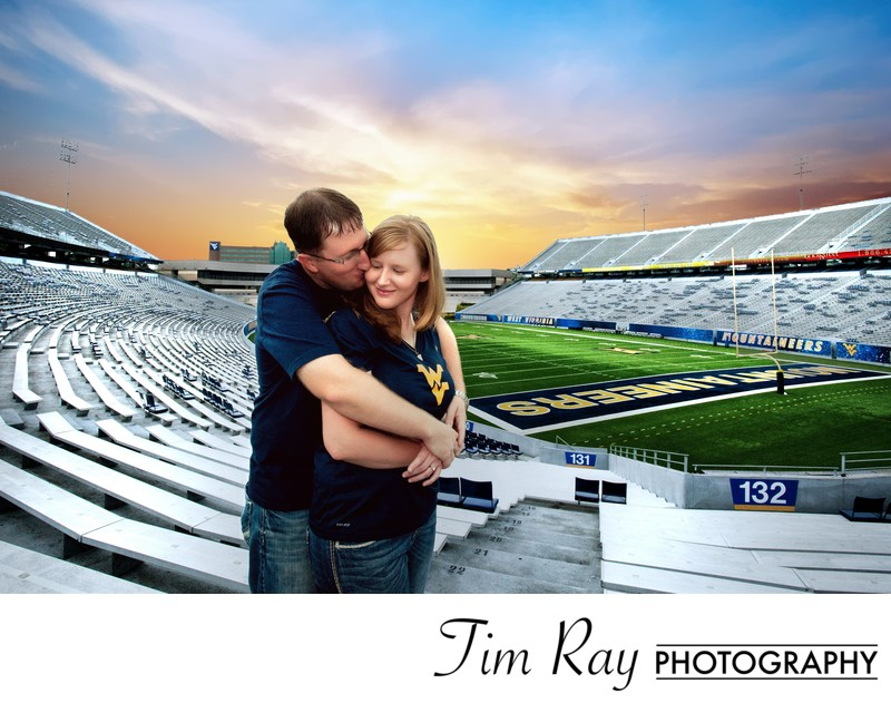 WV Engagement Photographer - Tim Ray Photography