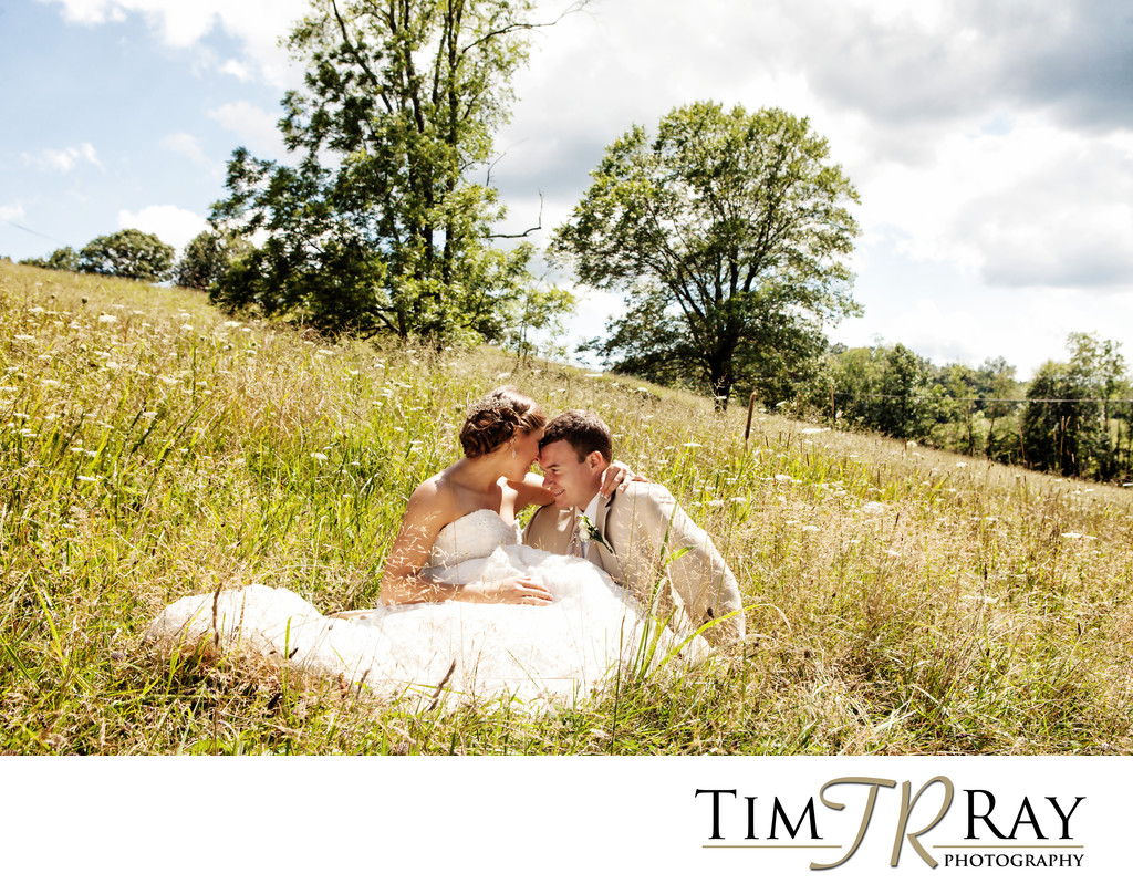 Fairmont Wedding Photographer