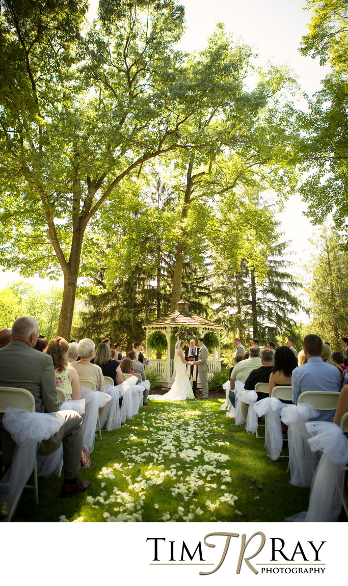 Lakeview Resort Wedding At The Tenth Tee