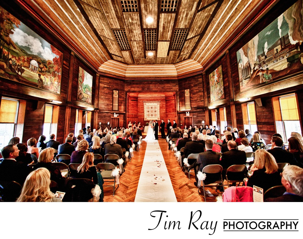 West Virginia Room by Top WV Wedding Photographer - Tim Ray