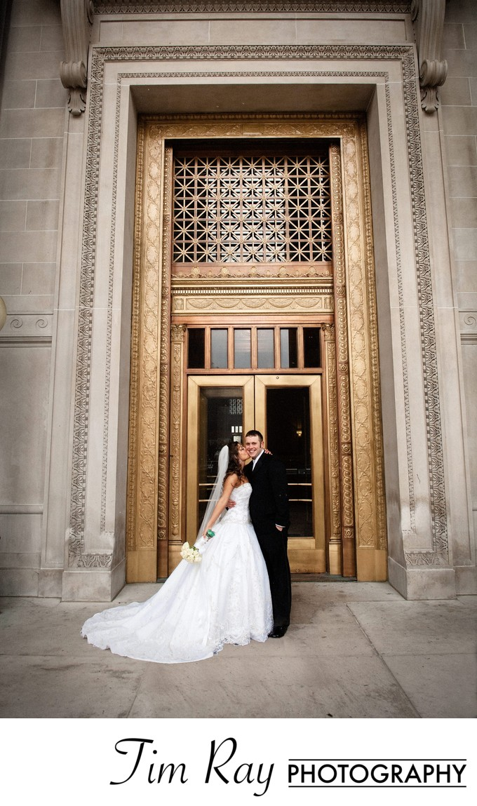 Charleston WV Wedding at the State Capitol