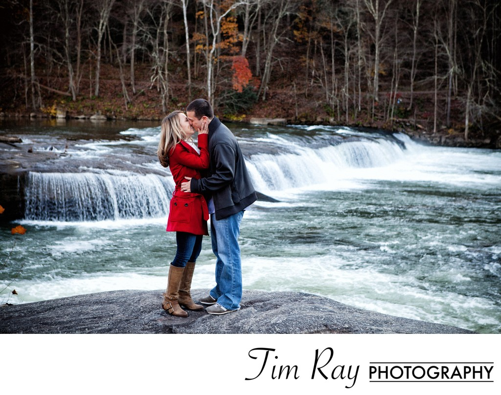 WV Engagement Portrait Photographer - Tim Ray Photography