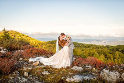 Dolly Sods Wedding