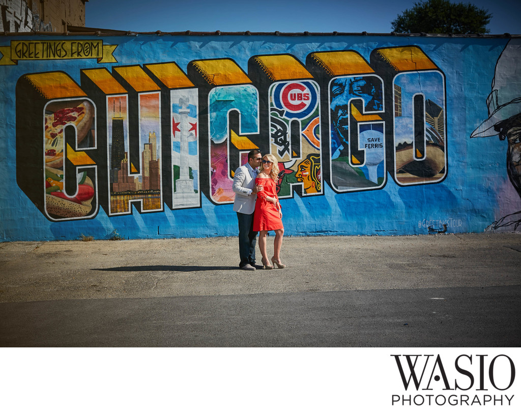 Best Engagement Photo Locations in Chicago