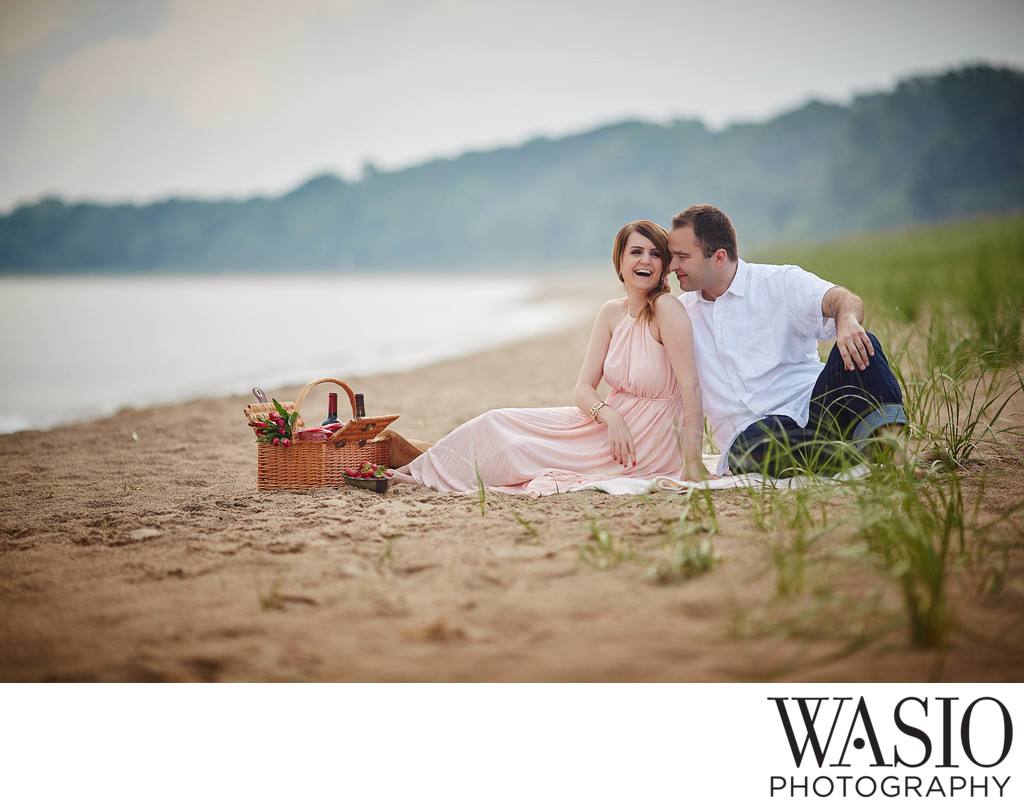 Michigan Engagement Photography