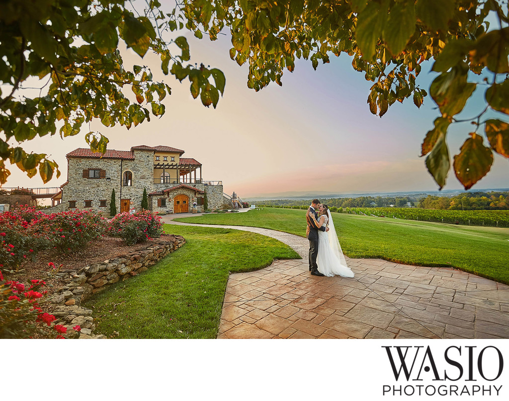 Destination Wedding, Raffaldini Vineyards